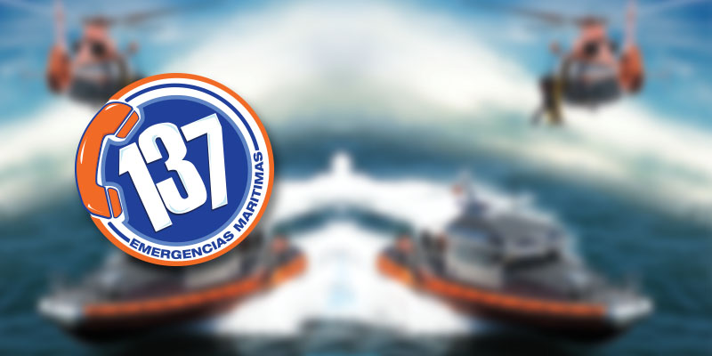 Emergencias Marítimas 137